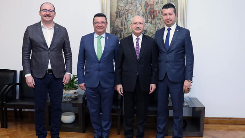 Kılıçdaroğlu'nu Burdur'a davet ettiler