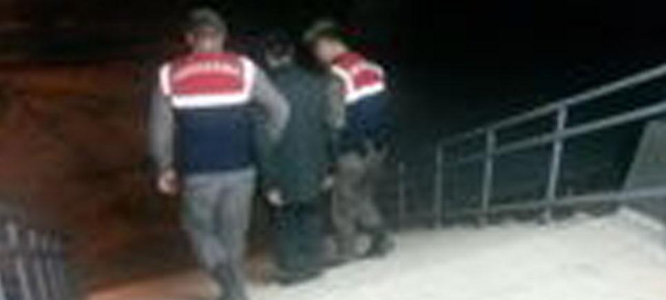 Burdur'da cezaevi firarisi yakalandı