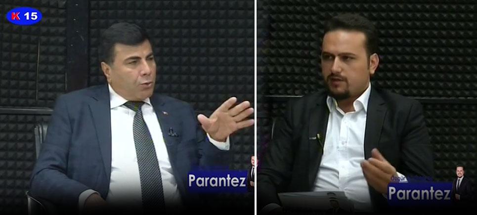 Özgür Doğan ile Parantez 1. Hafta – Kamil Özcan