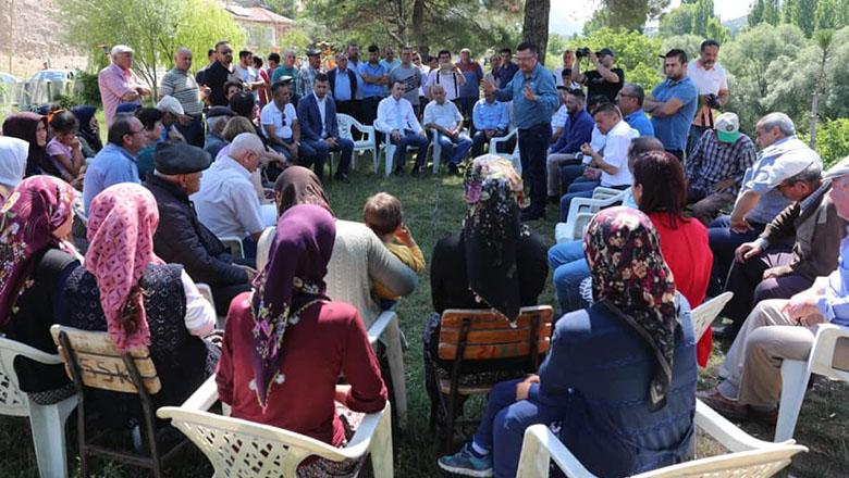 Kayaaltı Köyü, okulunun kapatılmamasını istiyor