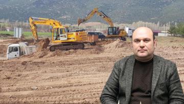 Başkan Süleyman Kayacan start verdi