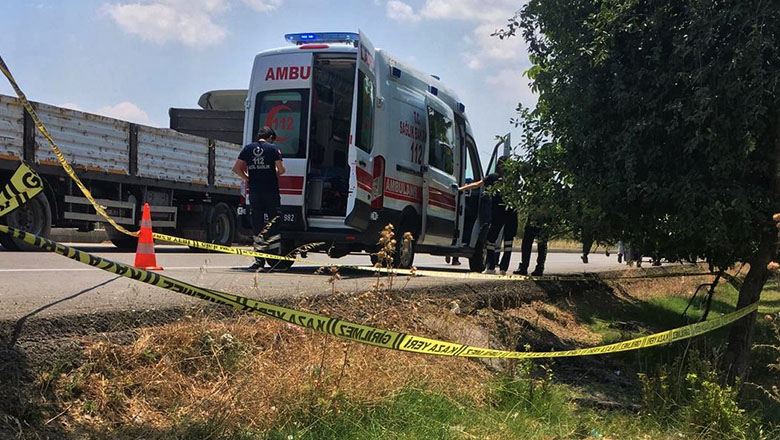 6 yaşındaki çocuk kazada hayatını kaybetti