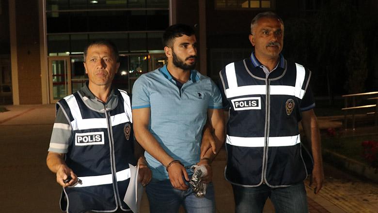 Şüpheli şahıs Burdur'da tutuklandı