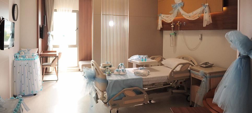MEDDEM Hastanesinde VİP hizmet