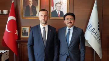 """Başkan Mengi : """"İleri Arıtma 'ya AK Parti Hükümetimizin Desteği ve Katkısı Var!"""""""