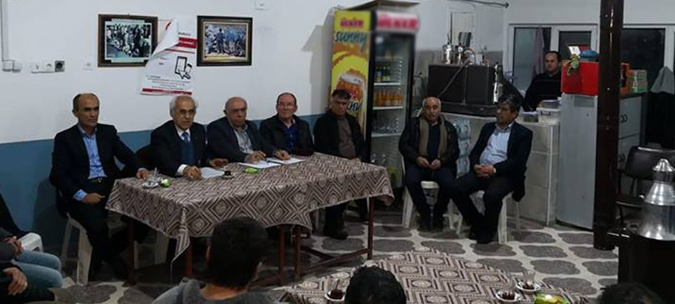 CHP'li Mümtaz Şenel vites yükseltti