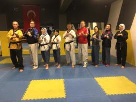 Altı sporcu Burdur'u temsil edecek