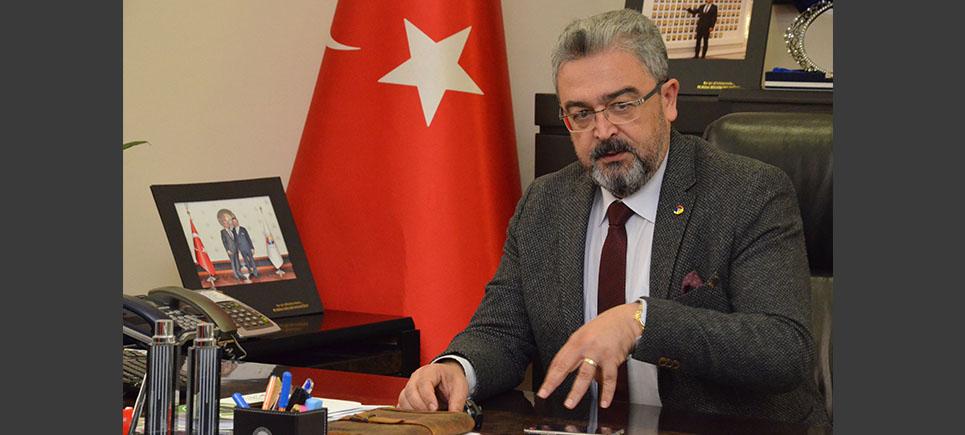 """BTB Başkanı Gündüzalp: """"Önceliğimiz ekonomi olmalı"""""""