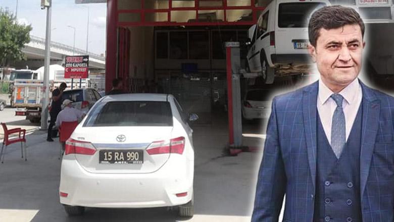 Başkan Recep Aydın'dan sert cevap