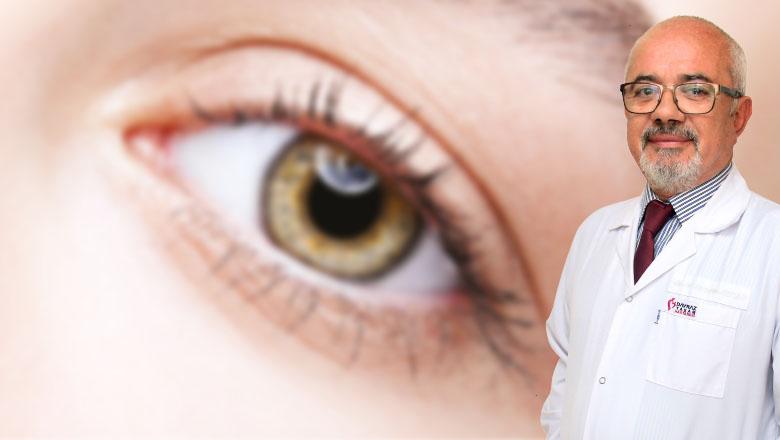 Gözlerde kırılma bozukluğuna dikkat