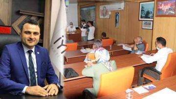 Başkan Sönmez'den kurban kesim yeri talebi