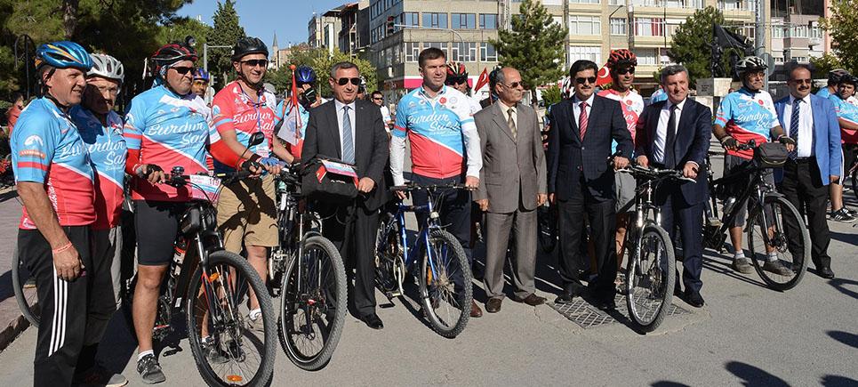 Salda Bisiklet Festivali start verdi