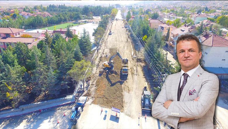 Başkan Selimoğlu görüntüleri paylaştı