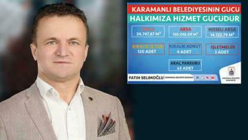 Başkan Selimoğlu'ndan açık ve net açıklama
