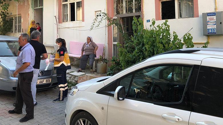 Burdur'da bir kişi ölü bulundu