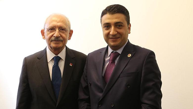 CHP'de Merkez İlçe Başkanlığına güçlü aday