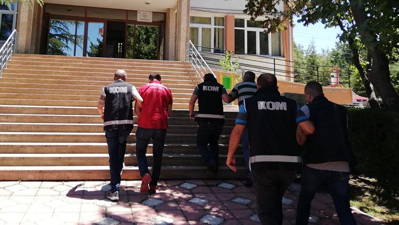 Başkan Şenel'e saldırı soruşturmasında 1 kişi daha tutuklandı