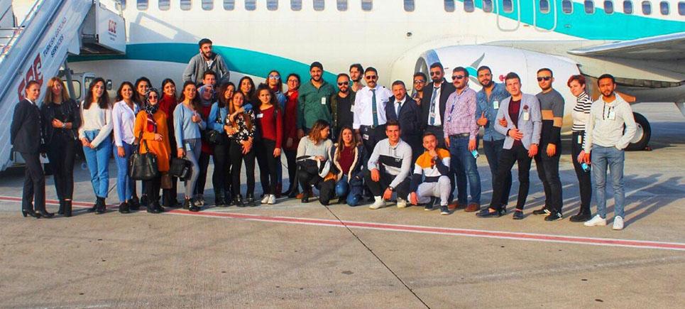 MAKÜ Sivil Havacılık topluluğundan iki etkinlik