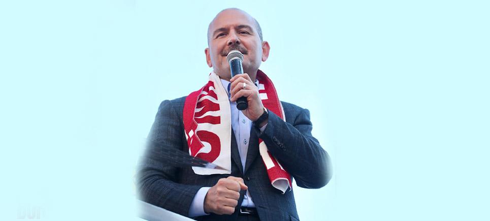 İçişleri Bakanı Süleyman Soylu Burdur'a geliyor