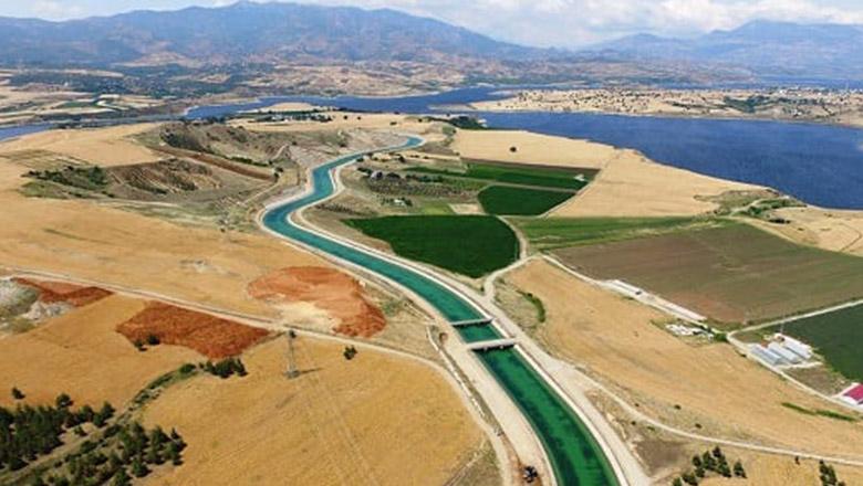 Gölhisar'da sulama yenileme ihalesi yapıldı