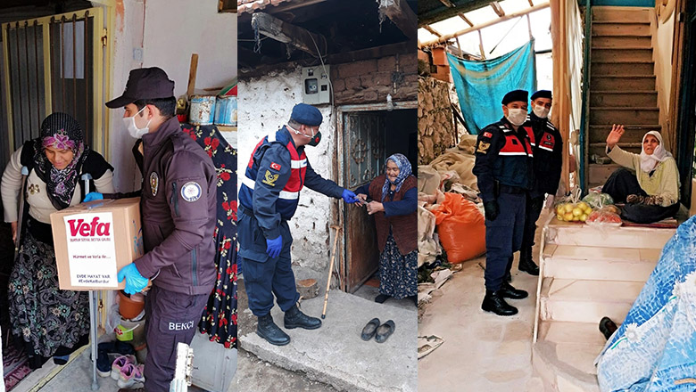Burdur'da 8 bin 874 talep yerine getirildi