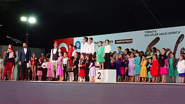 Ted Isparta Koleji İlkokul öğrencileri Türkiye 2.si oldu