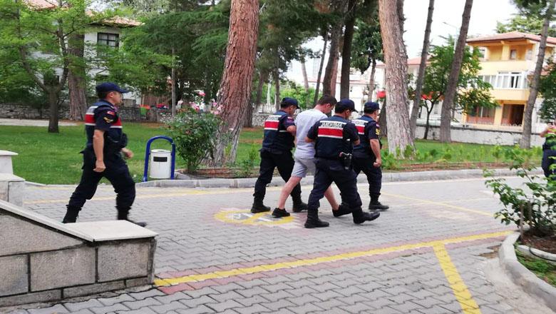 Burdur'da telefon dolandırıcısı tutuklandı