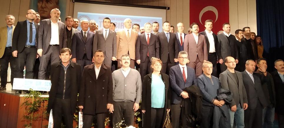 TOÇ BİR-SEN Burdur'da seçim heyecanı sona erdi
