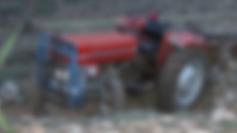 Yine traktör kazası