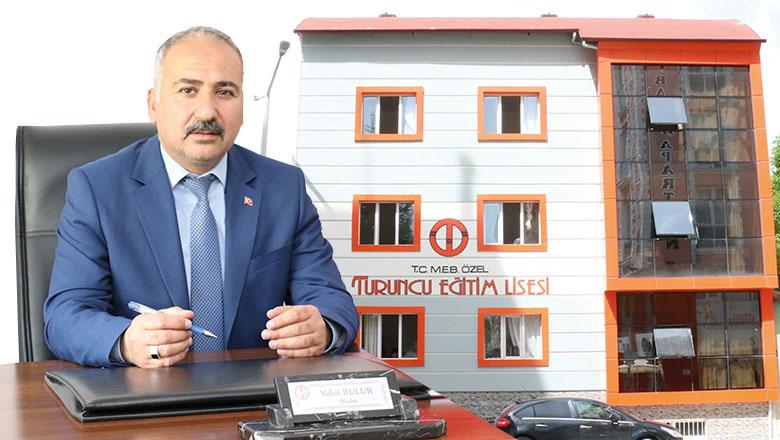 Turuncu Eğitim Anadolu Lisesi'nden takdir edilecek proje