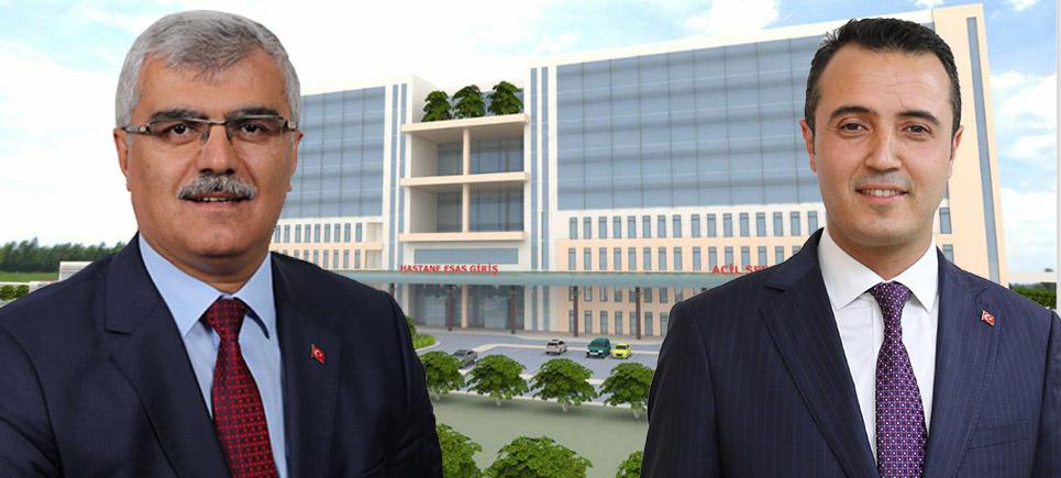 Yeni hastanenin ihalesi yeniden yapılacak