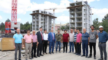 AK Parti'den merkezde yatırım turu