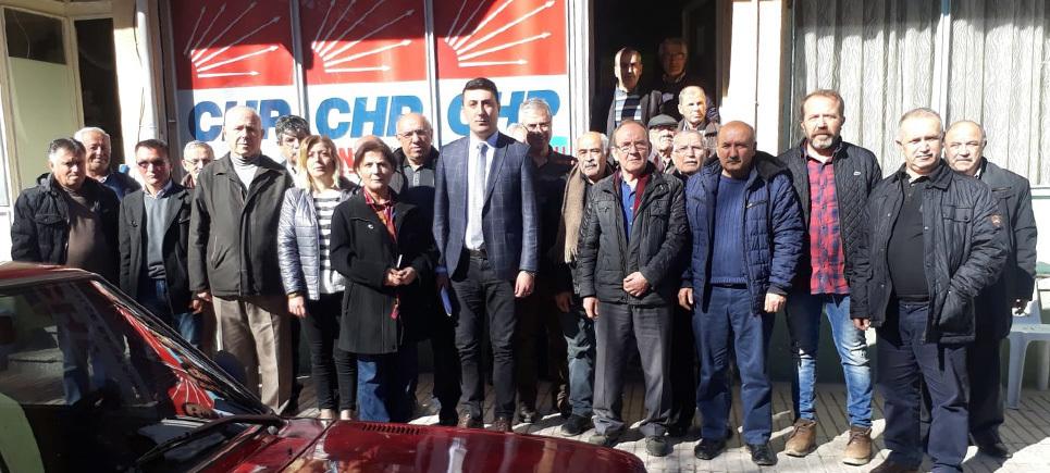 CHP'den Millet Bahçesi açıklaması