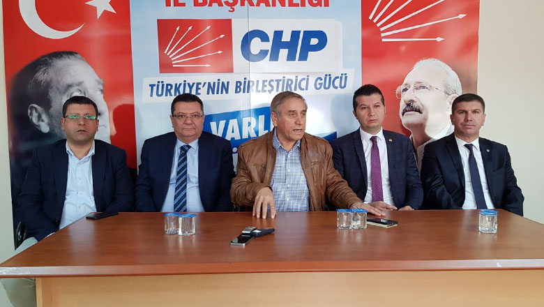 """Yıldırım Kaya, """"Salda'yı koruyamazsak Cumhuriyet'i koruyamayız"""""""