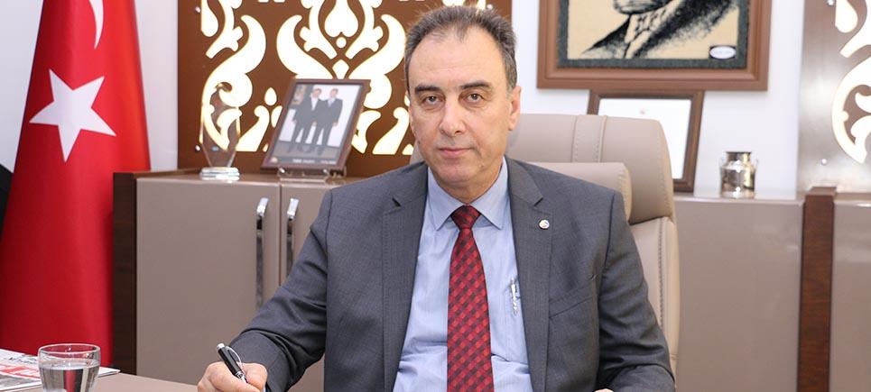 Başkan Keyik'ten ihracat açıklaması