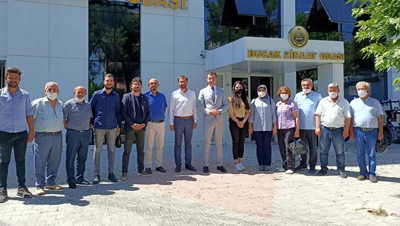 CHP heyeti Başkan Özel'le istişare etti
